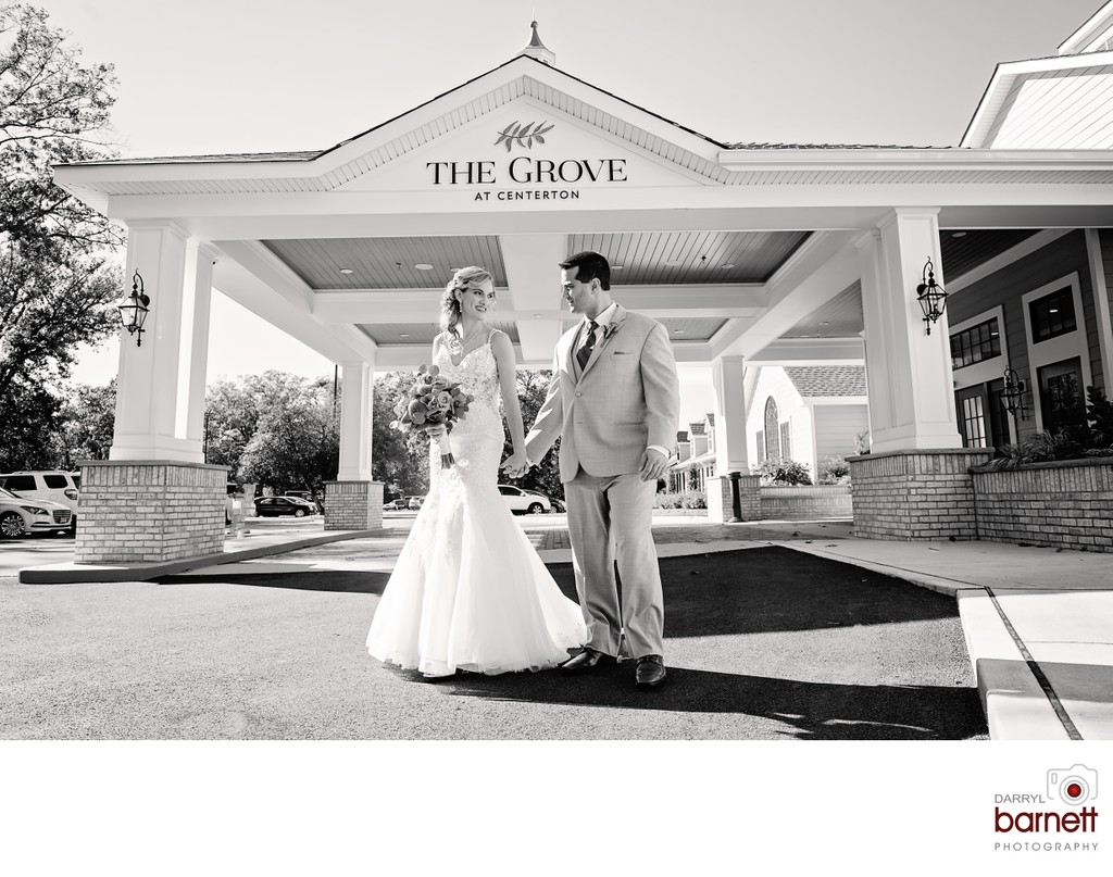 the grove at centerton wedding