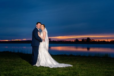 Thousand Acre Farm Waterfront Wedding Venue