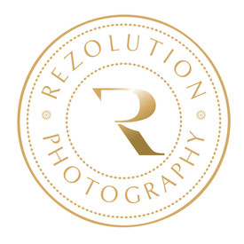 Rezolution Photography Logo seal