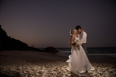 Burleigh Beach Wedding Photographer