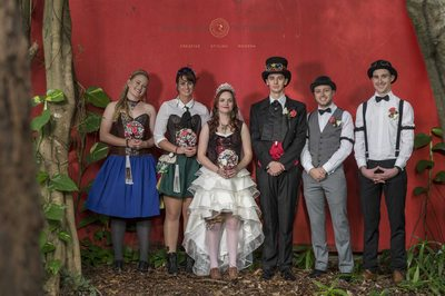 Steam Punk Wedding