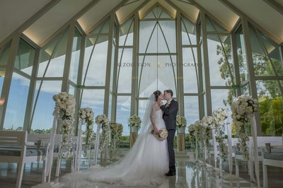 Sanctuary Cove Chapel Photographer
