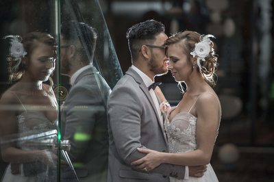 QT Hotel Surfers Paradise Wedding Photographer