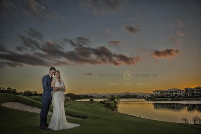 Golf Course Wedding Photography Gold Coast
