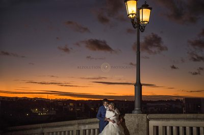 Sunset Wedding Photography Gold Coast Australia