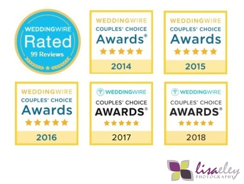 Wedding Wire Couple's Choice Awards