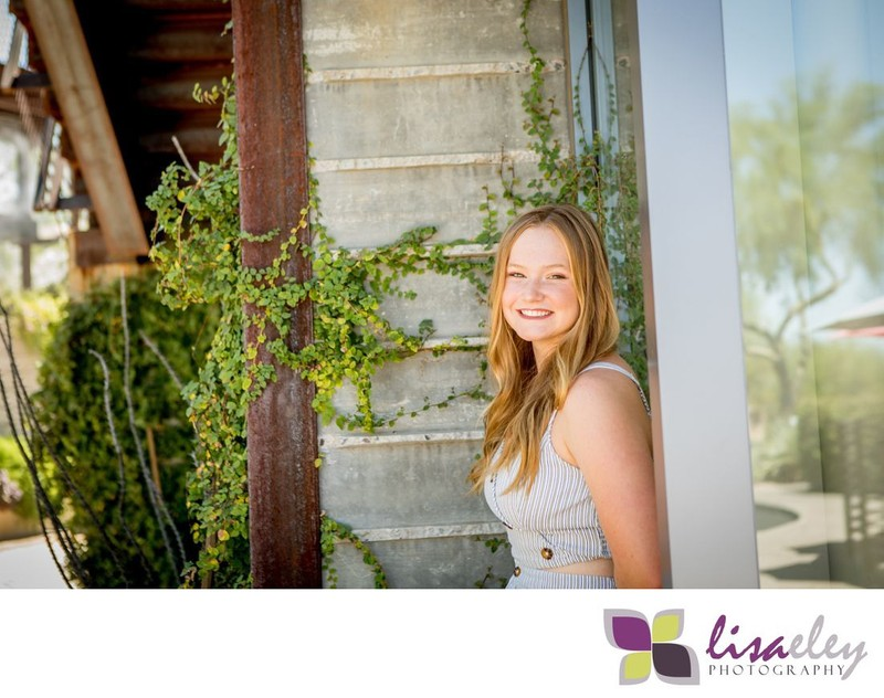 High School Senior Portraits - Phoenix, AZ