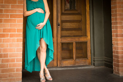 Maternity session in Style
