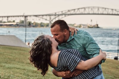 Port Huron Anniversary Photography