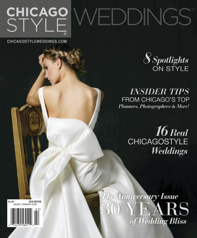 Bridal Fashion Magazine cover shoot. Featuring designer Sareh Nouri