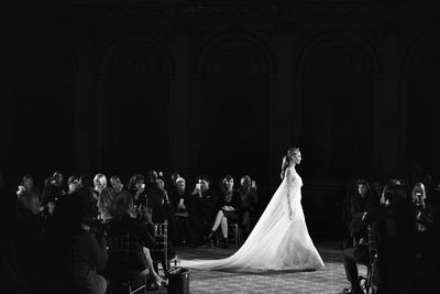 NY Bridal fashion week The Plaza hotel SYPhotography