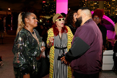 Haute Living And Roger Dubuis Celebrate DJ Khaled And Nicole Tuck's Birthdays At PAMM