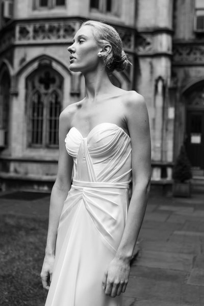 Designer Alon Livné bridal fashion photo shoot