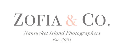 Professional Nantucket Wedding Photographer and Nantucket Portrait Photographer, Zofia & Co. Photography