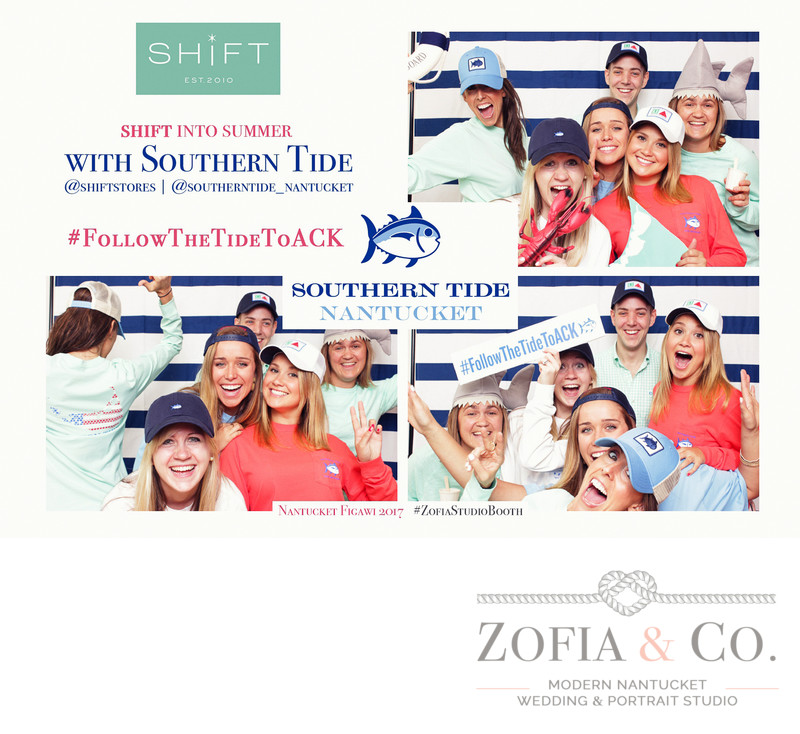 follow the tide to ack southern tide party