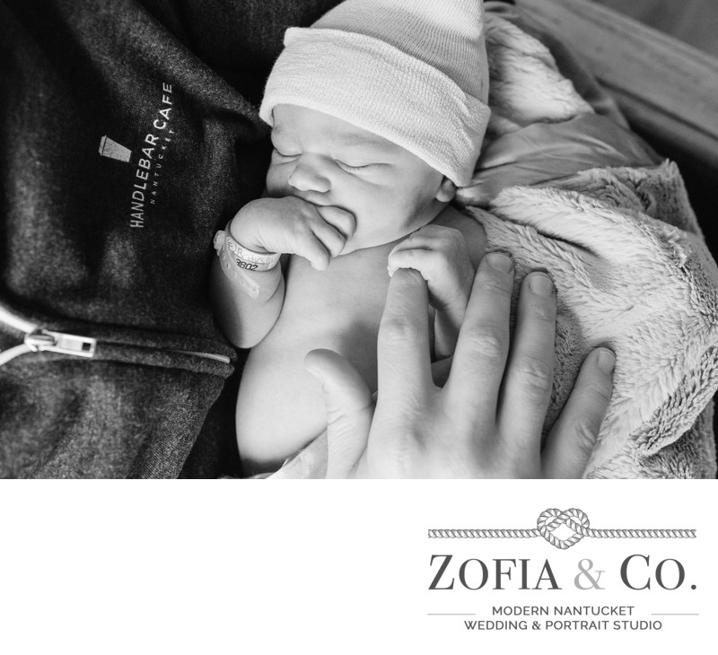 newborn baby hospital photography