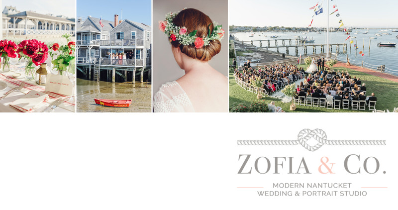 Nantucket wedding details and venues