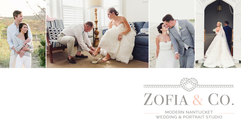 Nantucket wedding photography style and approach