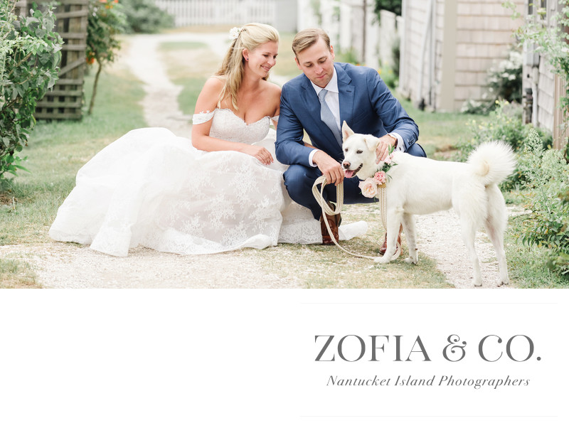 Nantucket Wedding Photographer Zofia and Mark