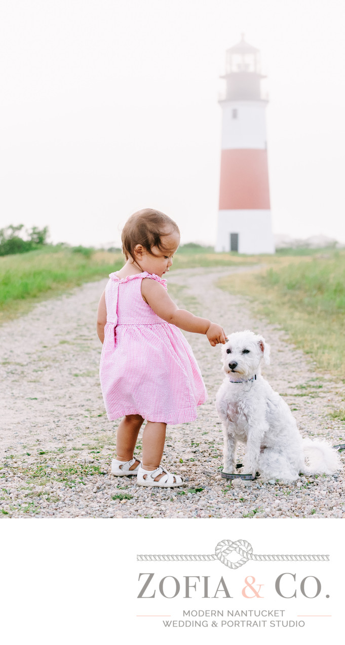 Nantucket kids portraits