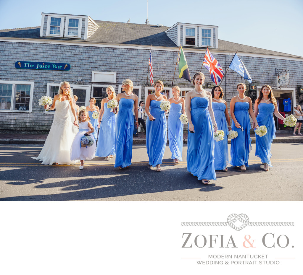 Nantucket Yacht Club Wedding