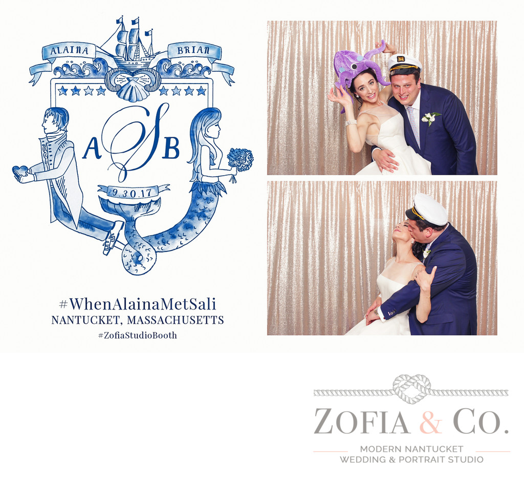 octopus hat photobooth prop wedding photo booth