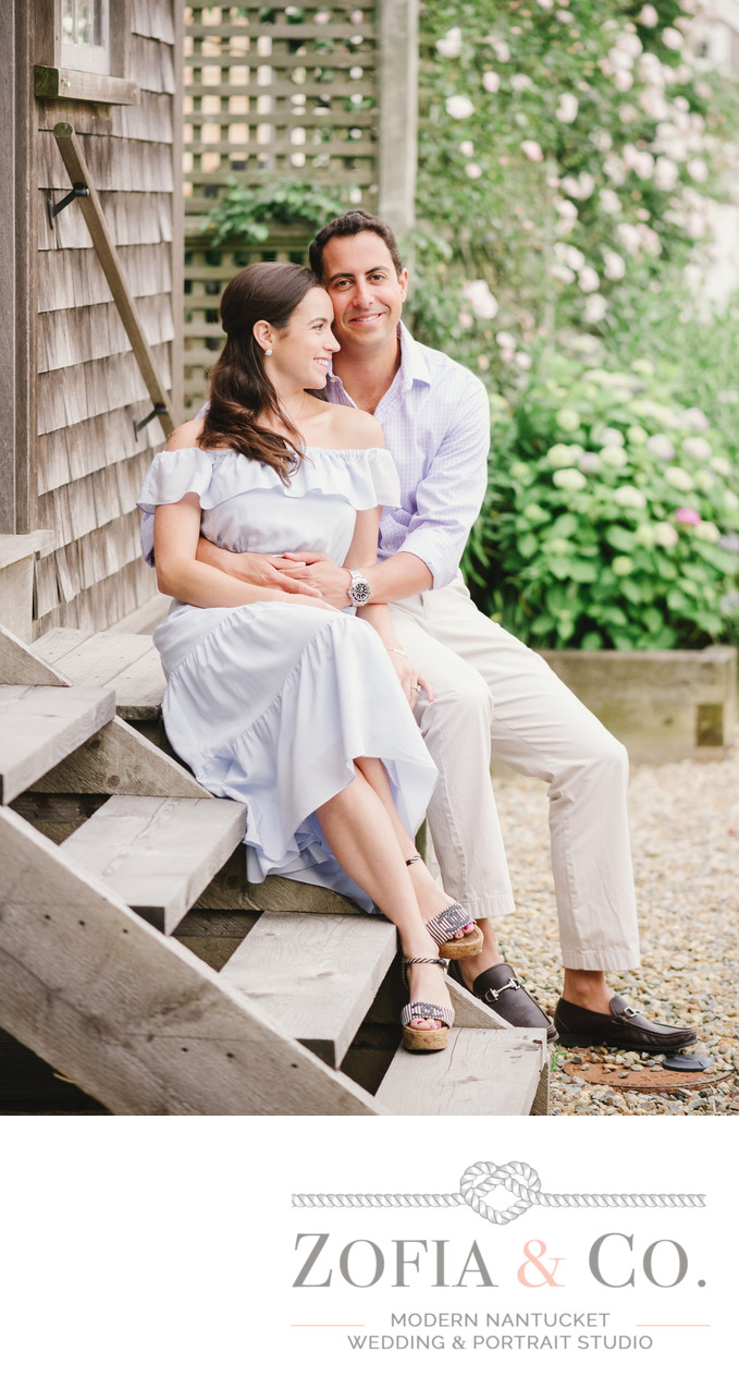 old north wharf nantucket engagement