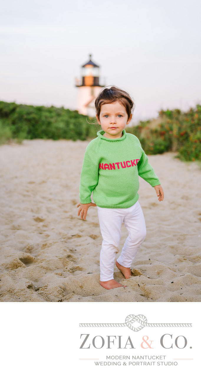 Nantucket childrens brand