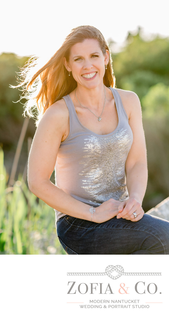 Nantucket personal trainer Joy Marks