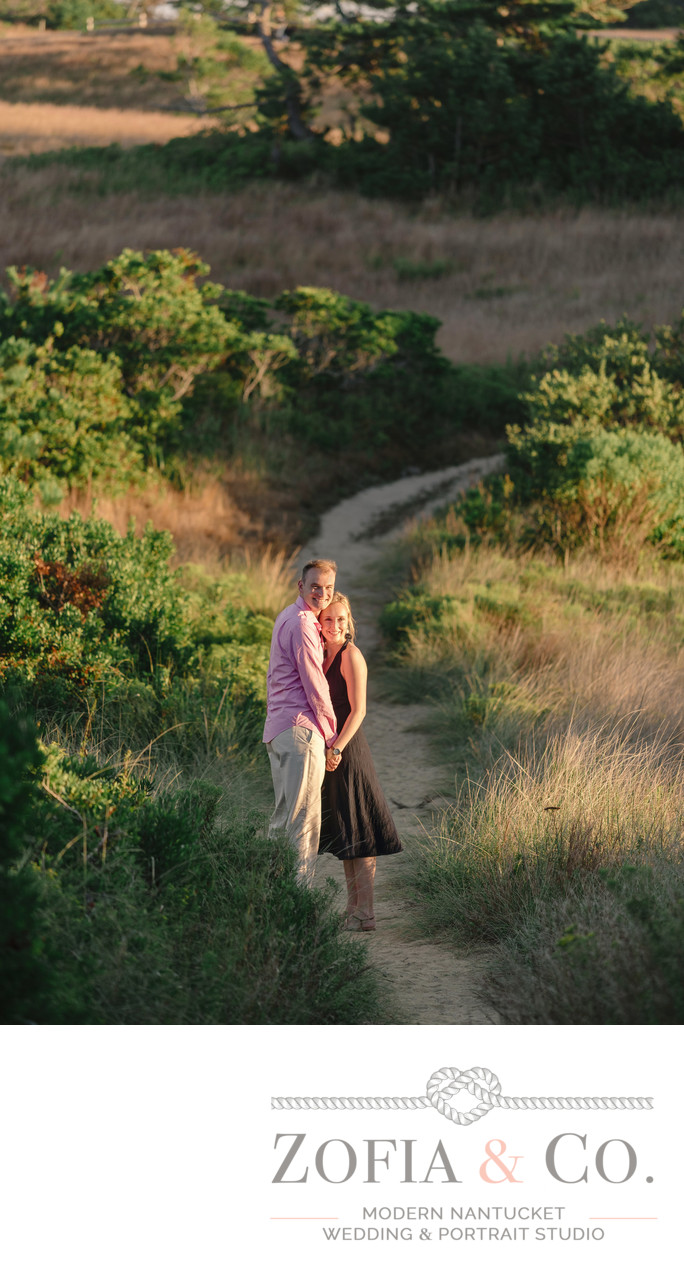 tupancy links nantucket dog park engagement