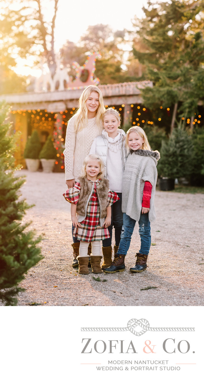 nantucket holiday portraits at moors end farm