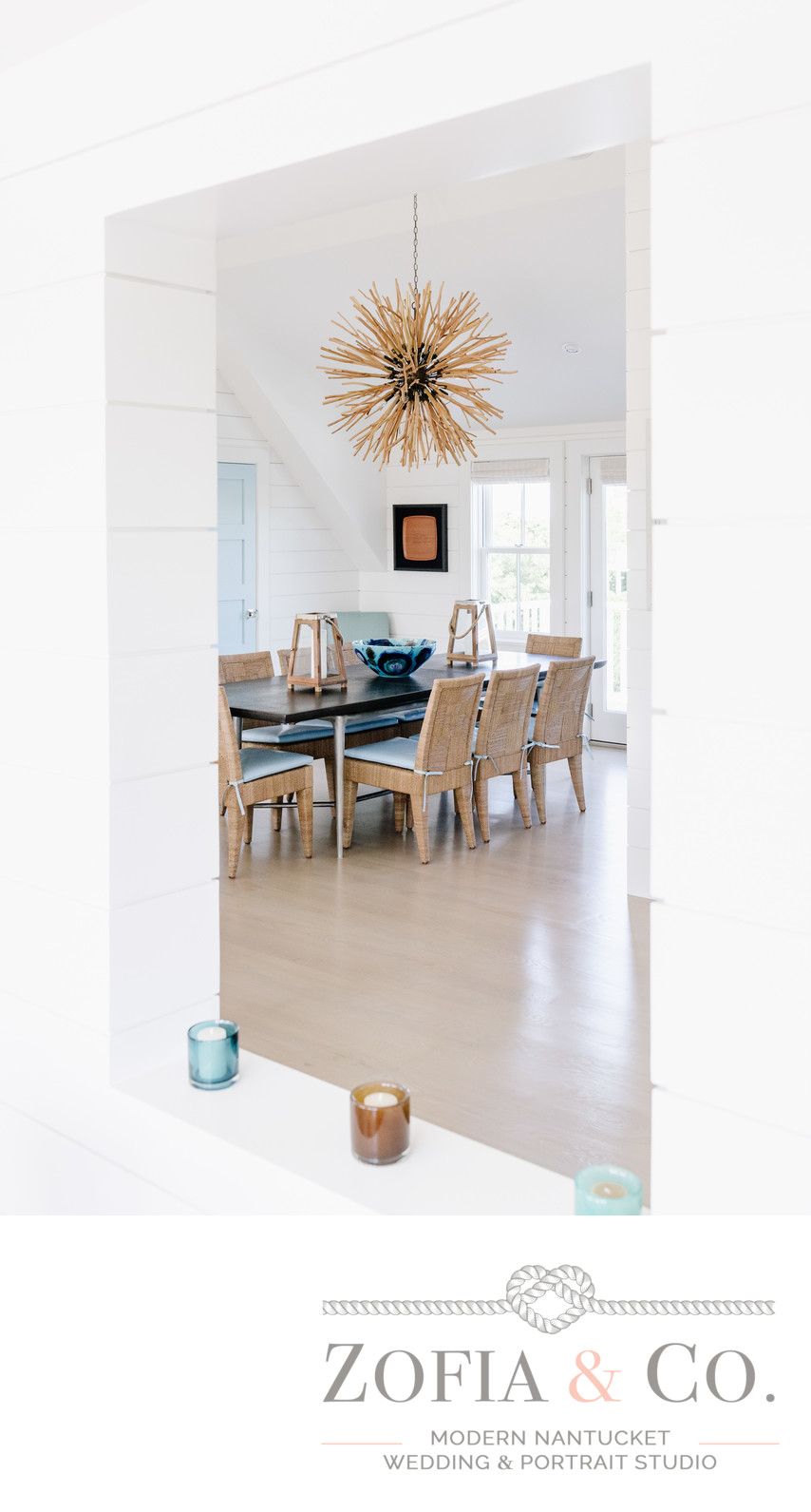 Nantucket real estate photography