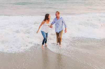Nantucket Beach Couples Photos