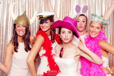 Zofia StudioBooth Nantucket Photo Booth Wedding
