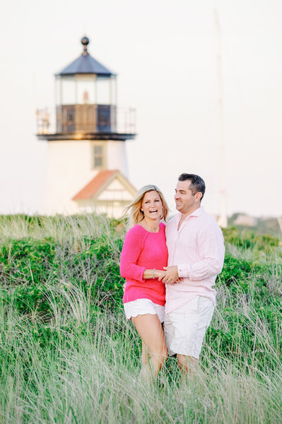 Nantucket Engagement Portraits