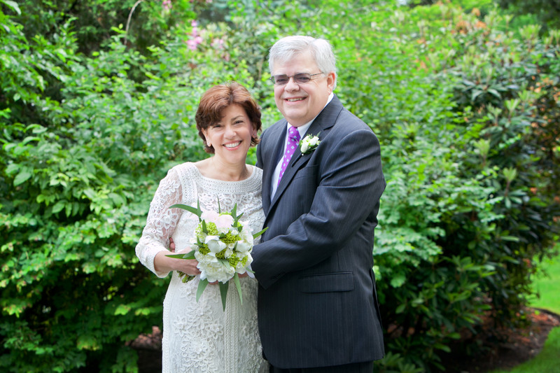 Karen G Wise & George S Langer Wedding June 3, 2012