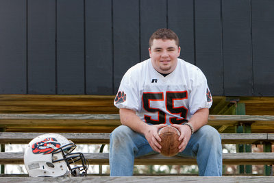 Matt McNulty - Senior Portrait Class of 2012