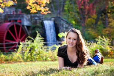 Audrey Aucoin Senior Portraits October 8, 2013
