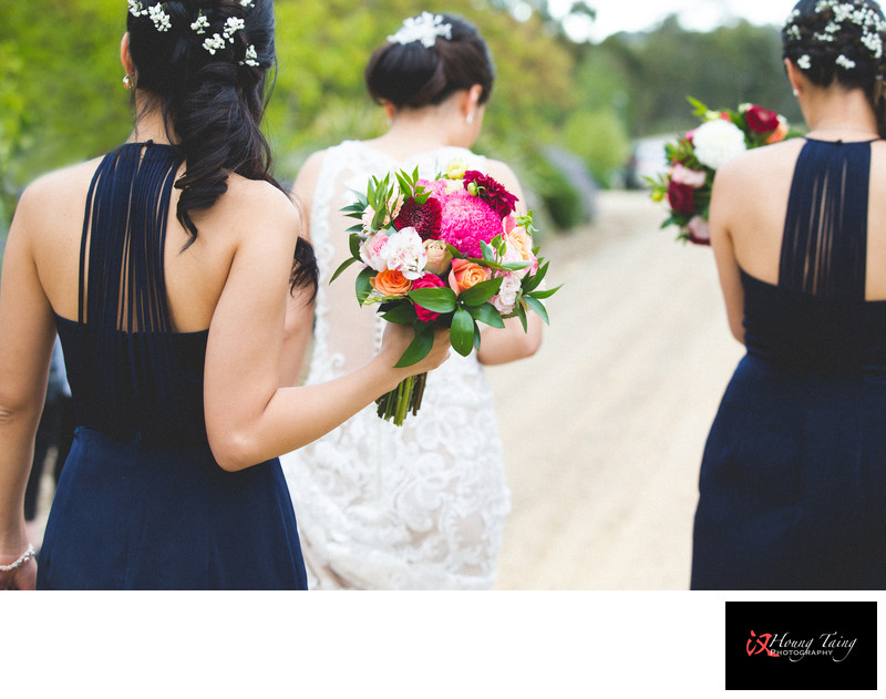 Goldings Winery Candid & Rustic Wedding Photography