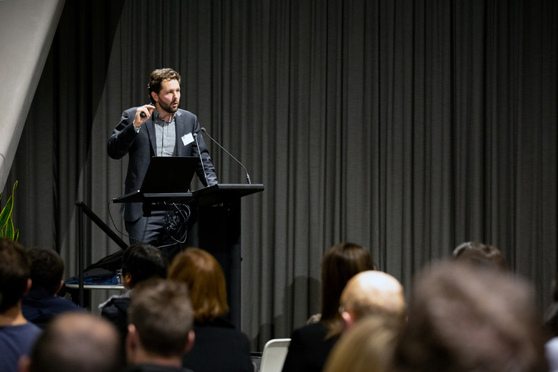 Melbourne Event Photography: Inspirational speaker