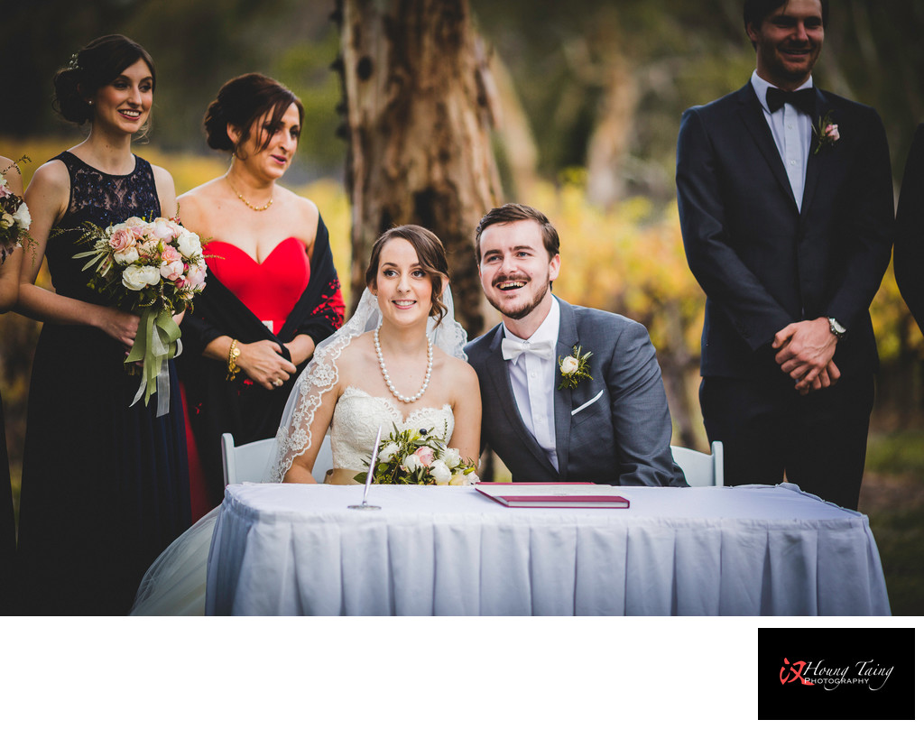 Rustic Melbourne Wedding Photography: photojournalism