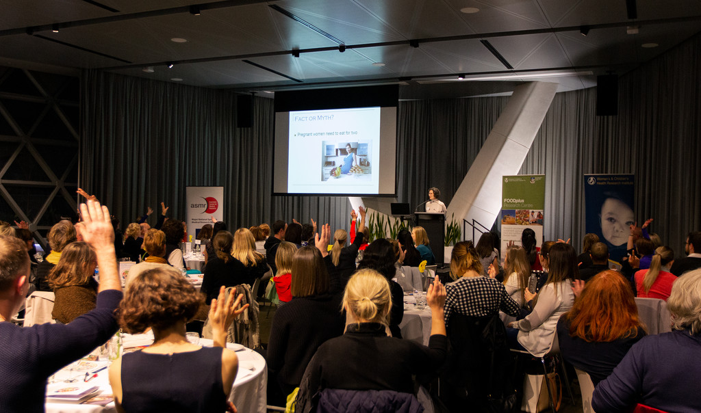 Best Melbourne Conference Photographer: Health Experts