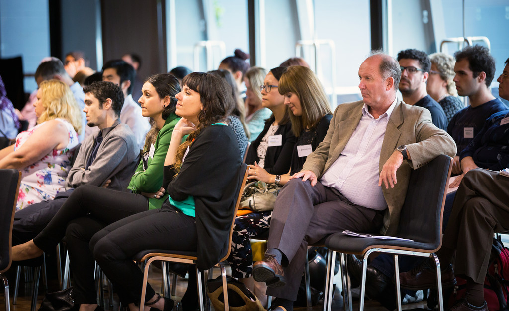 Melbourne Conference Photographer: Engaged Audience