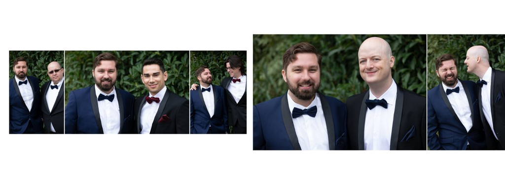 Melbourne Wedding Photo Album: Groomsmen