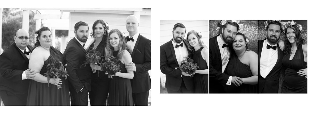 Artistic & Fine Art Brunswick Wedding Photographer: B&W