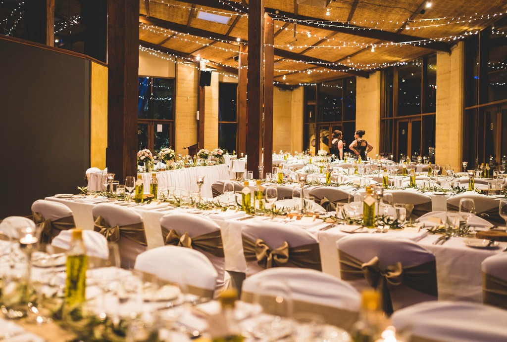 Melbourne Rustic Wedding Photography: wedding reception
