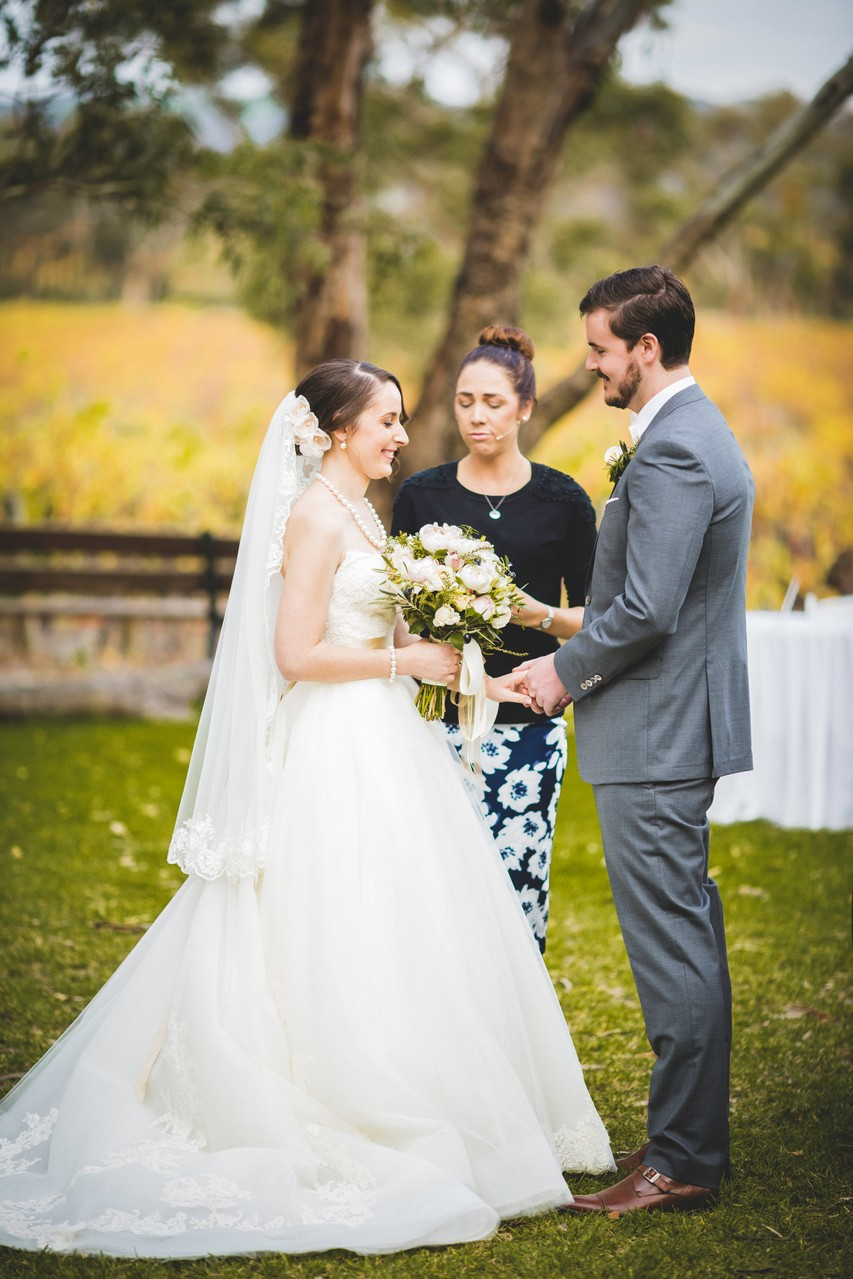 Woodstock Winery Weddings: Wedding Ceremony