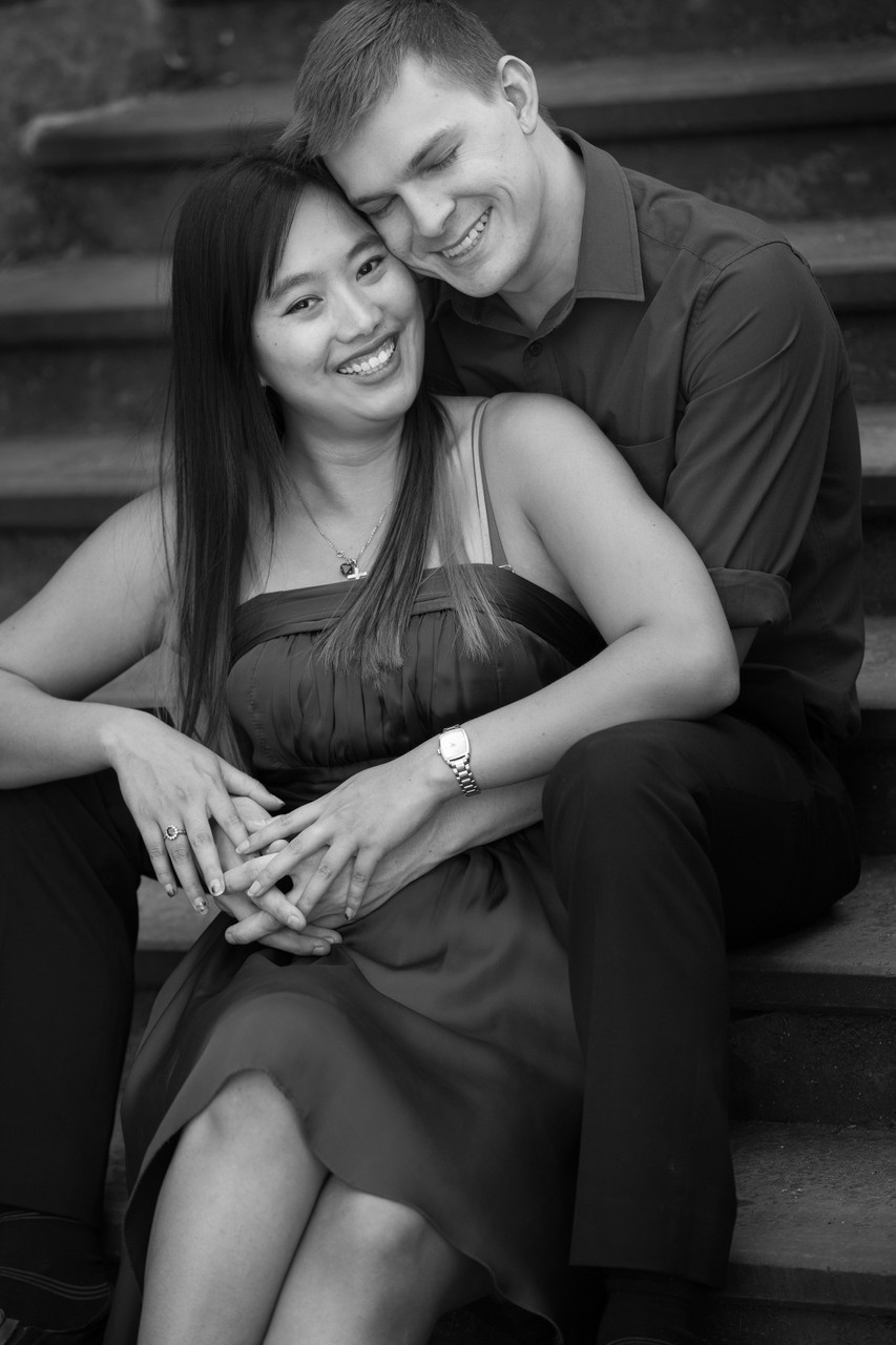Melbourne Couples Portrait Photography