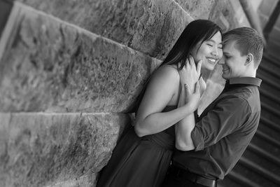 Couples Portraits At Adelaide State Library