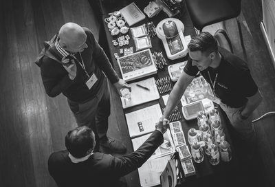 Melbourne Corporate Event Photography: candid photos